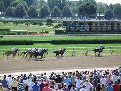 Saratoga Racetrack, Saratoga Springs, NY