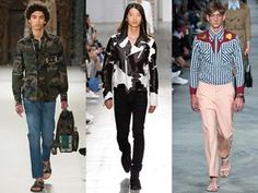 The Wild, Wild West - Cowboy-inspired fare comes to the catwalks.