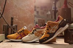 Asics  Workwear  Pack Asics Tiger, Adidas Shoes Outlet, Shoes Heels, Shoe bf49669d520