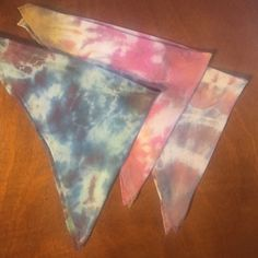 ✨NEW✨ Silk bandanas just posted this week! $15 each. Ships worldwide ✨