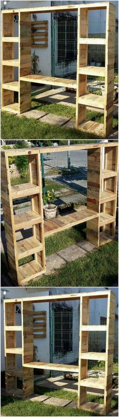 133 DIY Pallet Projects For Your Home Improvement (115)