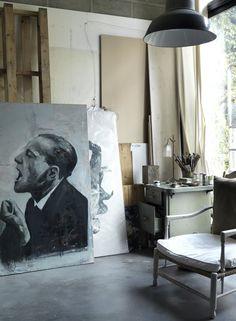 perfect art studio