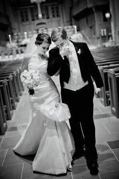 Covenant Presbyterian Church Wedding | photography by http://www.kristynhogan.com/