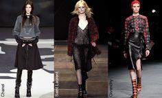 Mode automne/hiver 2013-2014