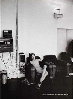 PETER LINDBERGH Kristen McMenamy - Paris - 1994