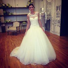 Zac Posen Bridal- hmm, 5 year anniversary dress?
