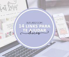 14 links para te ajudar com o blog