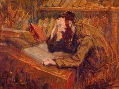 The Reader, Moshe Rynecki