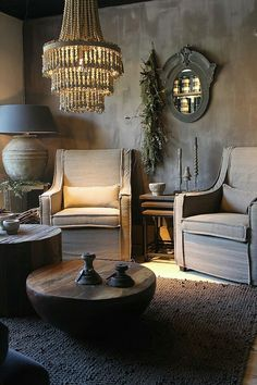 De stoel opgeknapt met home deco verf van action made by juud van oud naar nieuw pinterest - Deco stijl chalet ...