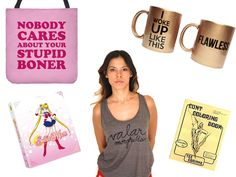 Gift Guide: 15 Gifts For The Feminist You're Fond Of