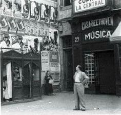 BARCELONA,1938