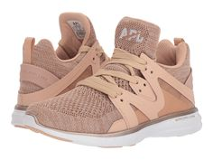 Athletic Propulsion Labs (APL) Ascend Women's Shoes Rose Gold/White