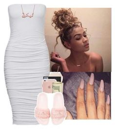 baddie outfits for spring Baddie Outfits Casual, Cute Swag Outfits, Komplette Outfits, Dope Outfits, Club Outfits, Teen Fashion Outfits, Polyvore Outfits, Stylish Outfits, Summer Outfits