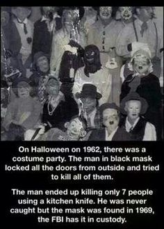 Scary!