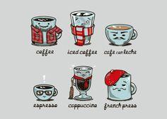 Cafecitos...