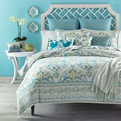 Sky Freya Bedding Collection | Bloomingdale's