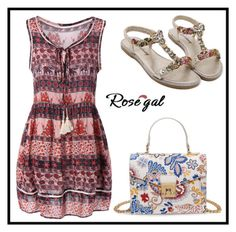 """""""Rosegal"""" by samed-85 ❤ liked on Polyvore"""