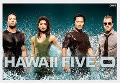 Hawaii 5-0.. Ok I'm sensing a definate trend towards CBS...
