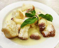 Denné menu Vranov | Dukátové buchtičky s vanilkovým krémom - reštaurácia Hotel Patriot*** #hotel #restaurant