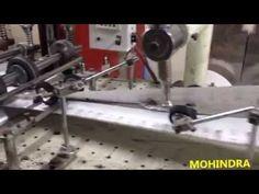 satchel paper bag making machine and CARRY BAG MAKING MACHINE