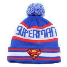 433c30e79a9d41 Superman beanie Cheap Mens Fashion, Mens Fashion Suits, Fashion Menswear, Winter  Hats For