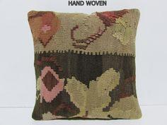 Kilm Pillows, Throw Pillows, Burlap, Reusable Tote Bags, Christmas, Xmas, Cushions, Hessian Fabric, Decorative Pillows