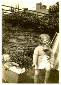 BBC - WW2 People's War - A Gas mask to suit everyone. (Air Raids and Children's Gas Masks)