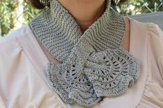 Knitting+Ideas | Lacy Scarf - First Knitting Project by Cro... | Knitting Ideas