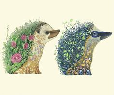 Animal art greetings cards, prints and coasters by award winning Artist Daniel Mackie. The DM Collection is inspired by Japanese prints and Art deco