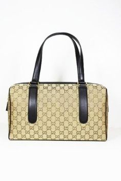011f0a8035 This authentic Gucci Metallic Beige and Brown Leather 257288 Handbag comes  directly from designer boutiques - Metallic Beige and Brown Leath .