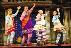 "Stu on Broadway: Review of ""A Funny Thing Happened on the Way to the Forum"" at Goodspeed Opera House"