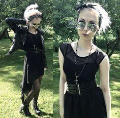 Modern everyday goth