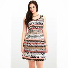 Increibles vestidos casuales para gorditas | Colección 2014