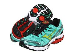 I'm thinking about these for my next running shoes - Mizuno Wave® Inspire™ 8
