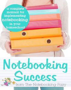 Notebooking Success • a complete manual for implementing notebooking in your homeschool • $6.79