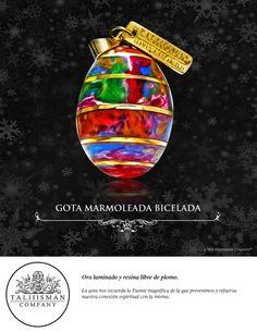 GOTA MARMOLEADA BICELADA  TALIIISMAN COMPANY® ¡Contáctanos! 01800 2867967 www.facebook.com/taliiisman info@taliiisman.com