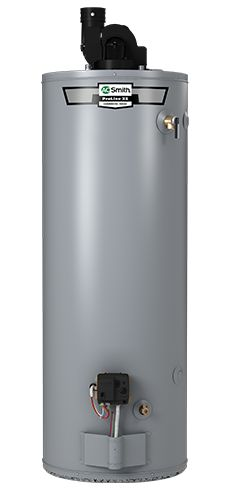 ProLine® XE SL Power Direct Vent 50-Gallon Gas Water Heater