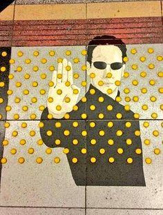 L'image du jour : Du Street Art de très haute qualité