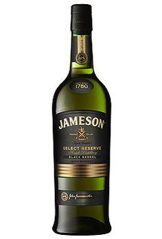 Jameson Black Barrel Irish Whiskey, expertly crafted Irish Whiskey, $61.00 #irishwhiskey #gifts #1877spirits