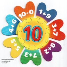 10 http://www.pinterest.com/marlenegiger/math-numbers-clock-do-it-in-a-fun-way/
