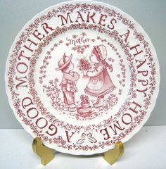 Royal Crownford Staffordshire home tribute for mother $17.05. http://www.islandheat.com are you Holiday Gift ready?