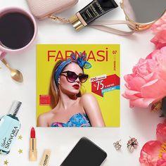 Temmuz ayında 700 üründe %75'e varan indirim fırsatlarını sakın kaçırma! #farmasi #farmasikatalog #bloggerkesiftagi #makyaj #makeup