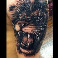 Tattoo by Josh Hathaway