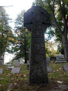 Woodlawn cemetery. Toledo, Ohio.