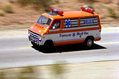 Kick-ass Car Racing Movies - The Cannonball Run. How often do you see an ambulance used in a cross-country race? This slapstick comedy released in 1981 is about a has-been race Custom Muscle Cars, Best Muscle Cars, Custom Cars, Famous Movie Cars, Move Car, Celebrity Cars, Smokey And The Bandit, Car Museum, Transporter