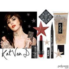 Kat Von D. makeup line