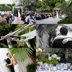 ceremony and details at Vibiana
