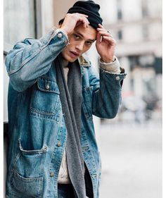Fashion Week homme 25 photos preferees instagram Vogue Hommes