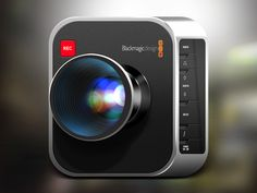 Blackmagic Camera by ALEX BENDER