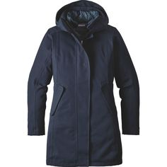 Patagonia - Tres Down 3-in-1 Parka - Women's - Navy Blue